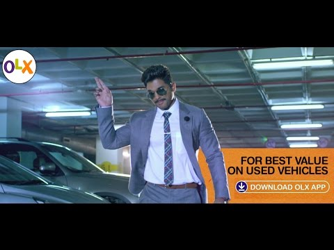 Watch Allu Arjun show you how to stay ahead in life - Telgu
