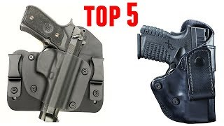 Best Appendix Carry Holster Buy in 2018 With Price