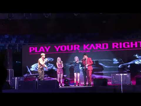 190712 JSEPH - TUJME RAB [ KARD PLAY YOUR CARD RIGHT TOUR IN DELHI Mp3