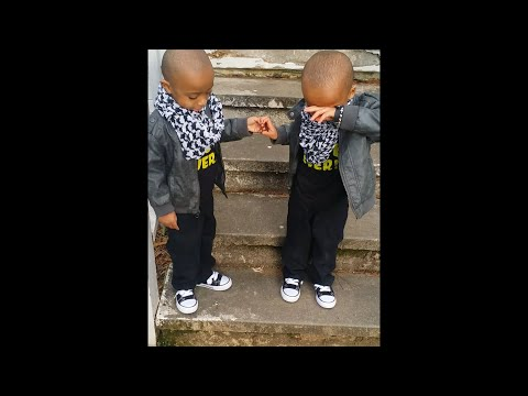 Twin Cries when Brother Goes Down Stairs without Him
