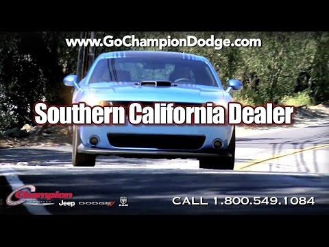 DODGE SOUTHERN CALIFORNIA Dealer - Best Dodge Deals CA - 1.800.549.1084