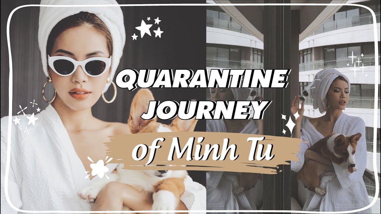 Hành trình bước qua mùa giãn cách của Minh Tú   MINH TU Official