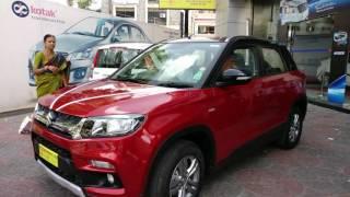 Rakesh 39 s Maruthi Suzuki Vitara Brezza delivery 4K