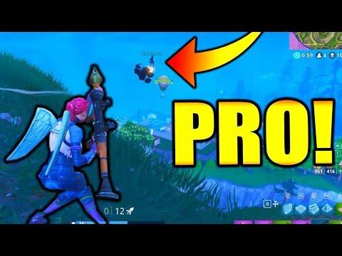 WHAT IT'S LIKE PLAYING w/ PRO FORTNITE PLAYER!!! (Fortnite Battle Royale Duos w/ FaZe Cloak)