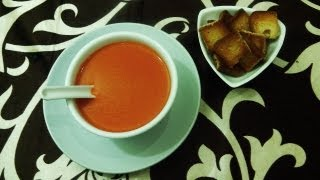 Tomato Soup - The classic way!