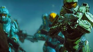 Halo 5 Guardians Campaign Gameplay 24 Minutes of Single Player Gameplay (1080p 60FPS)