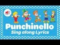 Punchinello Funny Fellow   Action Circle Time Song   Children Love to Sing