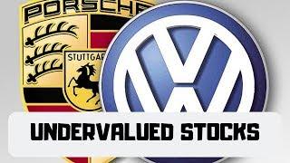 Porsche SE Stock And Volkswagen Stock Analysis