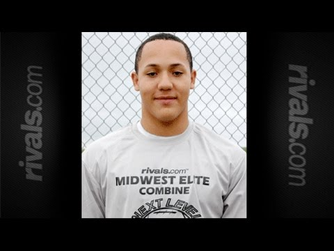 Rivals Spotlight: Shane Ray - high school clips
