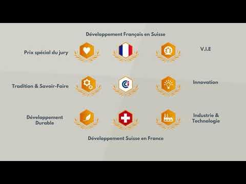 Trophées CCIFS du commerce France Suisse