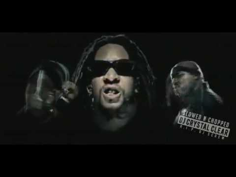 Lil Jon & The Eastside Boys - Real Nigga Roll Call Slowed & Chopped by Dj Crystal Clear