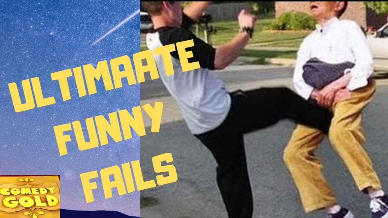 Funny Fails #4    April 2019    Comedy Gold