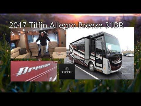 Pre-Owned 2017 Tiffin Allegro Breeze 31BR | Mount Comfort RV