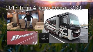 Pre-Owned 2017 Tiffin Allegro Breeze 31BR | Mount Comfort RV Video