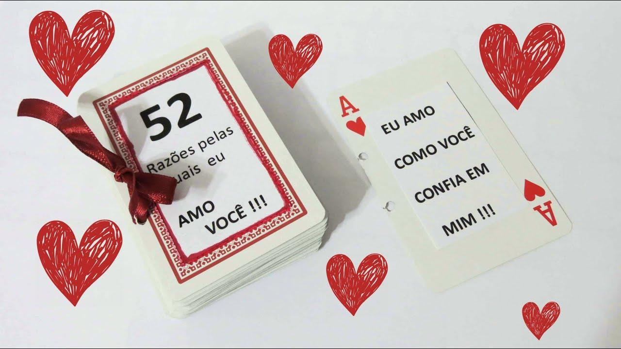 a2182bf9fbbb4a Dia dos Namorados: 30 sugestões de presentes DIY para o seu amor ...