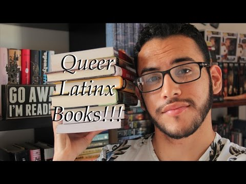 BOOK RECOMMENDATIONS: Queer Latinx Books!!!