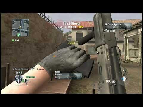 Black Ops Wii Online 2020 (still Online)
