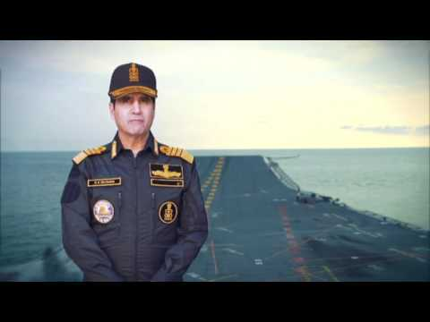 The Young India With Powerful Navy