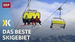 Was sind die besten Skigebiete? - Kassensturz vom 03.02.2015