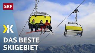 Skigebiet - Was sind die besten Skigebiete? - Kassensturz vom 03.02.2015