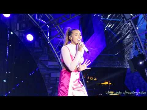 【Strawberry Alice】Unity Music & Arts Festival: Tinashe, Shanghai Expo Park, 02/09/2017.