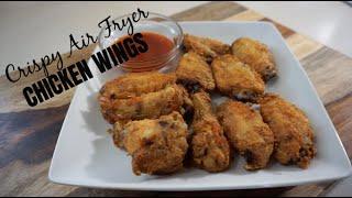 HOW TO: Air Fry Crispy Chicken Wings | NINJA FOODI RECIPES