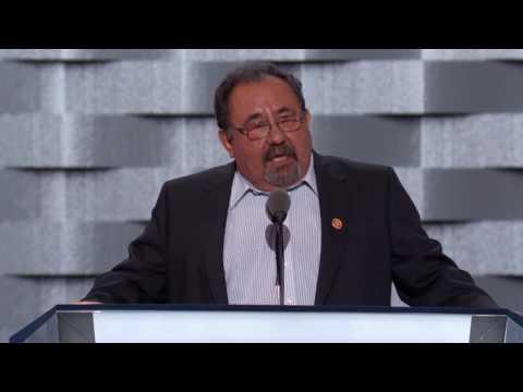 DNC 2016 - Representative Raul Grijalva