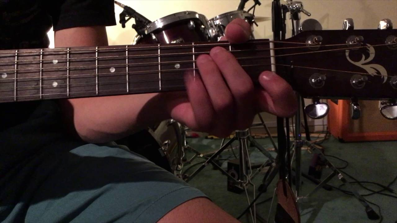 How to play Well Respected Man by The Kinks on Guitar