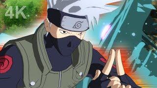 Naruto & Sakura vs Kakashi! Bell Test Boss Battle! | Naruto Ultimate Ninja Storm 2 (4k 60fps)