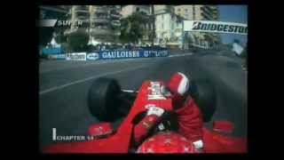 F1 Monaco Grand Prix 2001 Highlights