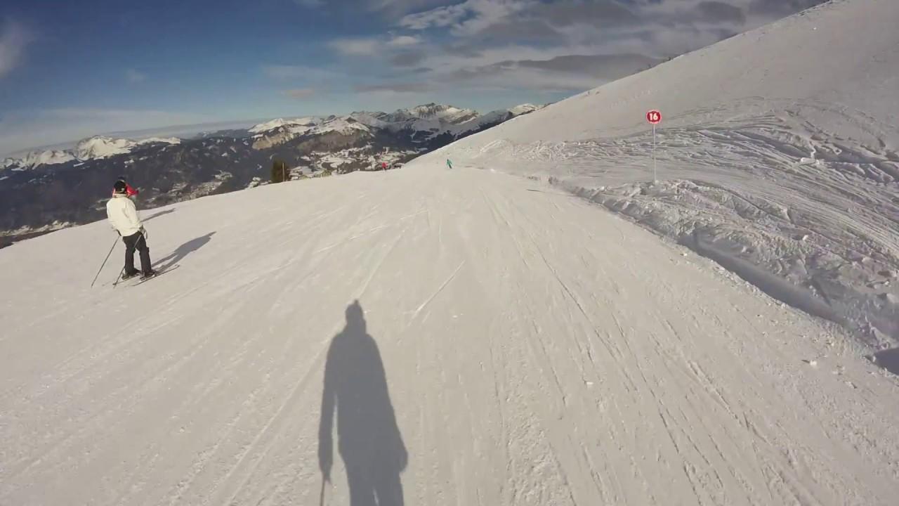 Ski Grand Massif Les Carroz / Flaine / Samoens / Morillon Scott ...