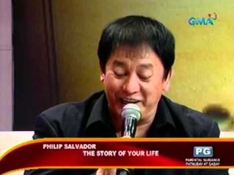 SC: Philip Salvador: The Story Of Your Life