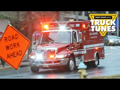 Ambulance  for Children  Kids Truck   Fire and Rescue