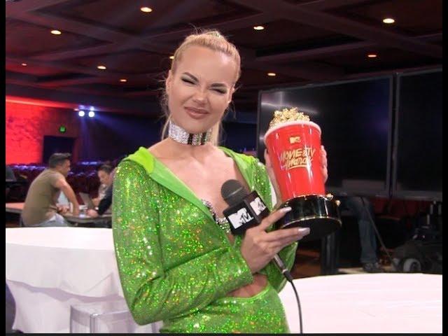 #MTVMovieAwards2017 behind the scenes with MTV Scandinavia