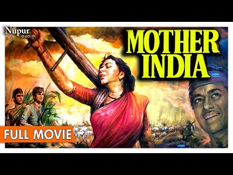Mother India 1957 Full Movie HD | Nargis , Sunil Dutt | Bollywood Classic Movie | Nupur Audio