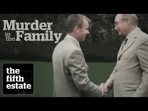 The Richard Oland Case : Murder In The Family - The Fifth Estate