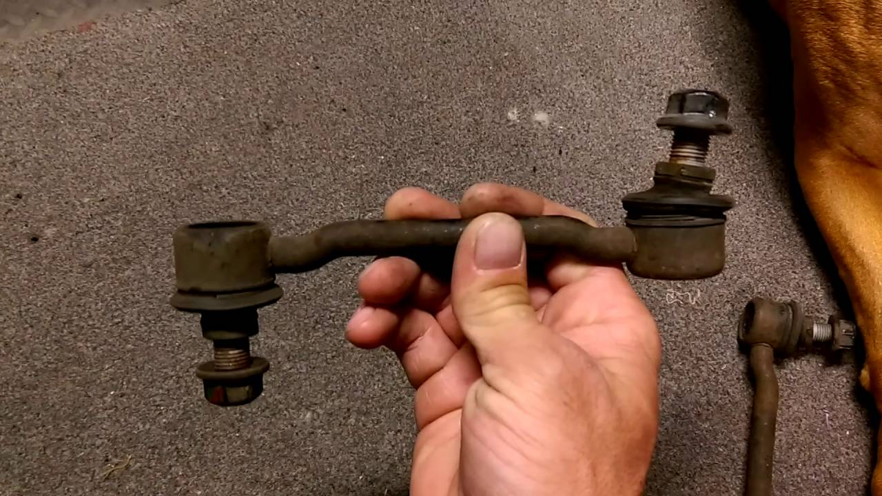 Replacing stabilizer struts: how to do the work yourself 94