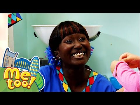 Me Too! - Hospital Visit | Full Episode | TV Show for Kids