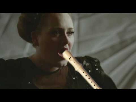 ADELE  ROLLING IN THE DEEP  SHITTYFLUTED