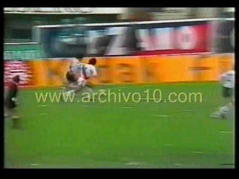 La marca de Reyna a Maradona