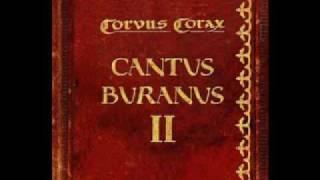 Corvus Corax - In Orbem Universum