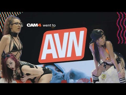 Hot Cam Girls and Pornstars at AVN's! : cam4live