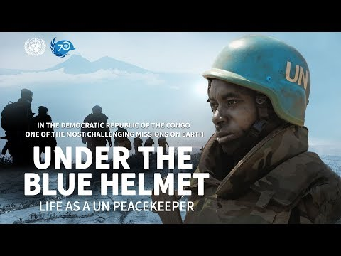 Life As A UN Peacekeeper In The Democratic Republic Of The Congo | 360 Video | TIME
