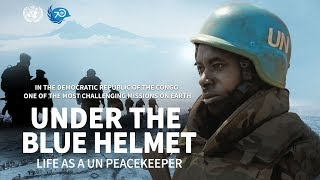 Life As A UN Peacekeeper In The Democratic Republic Of The Congo | 360 Video | TIME thumbnail