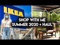 IKEA SHOP WITH ME SUMMER 2020 | Outdoor Patio Ideas