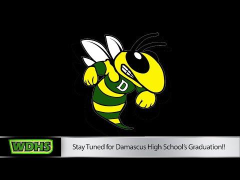 Damascus High School Graduation 2019