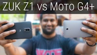 Moto G4 Plus vs Lenovo ZUK Z1 Camera Comparison - Surprising & Disappointing!