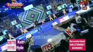 """SeethaKaalam"" Song Performence at S/O Satyamurthy Audio Launch"