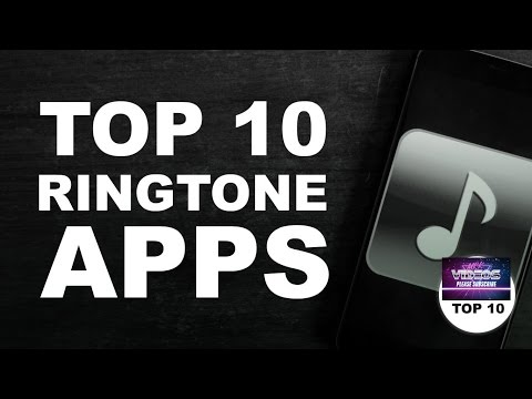 Top 10 Best RINGTONE Android Apps - November 2016