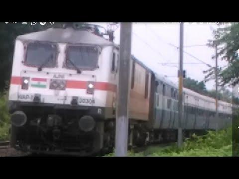 (22111) Bhusawal Intercity with Wap 7